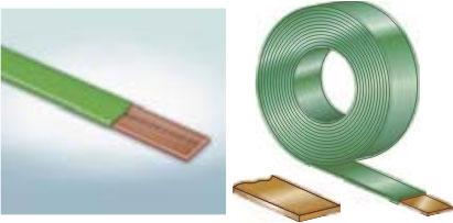 PVC聚录乙烯绝缘铜排